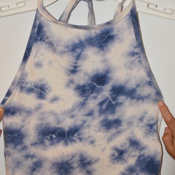 Aeropostale Tops - Storm Halter Crop Top | Women's Clothing